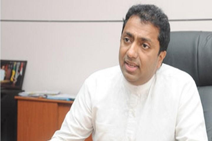 அமைச்சர் அகிலவிராஜ் காவி தரிக்க வேண்டும் | Virakesari.lk