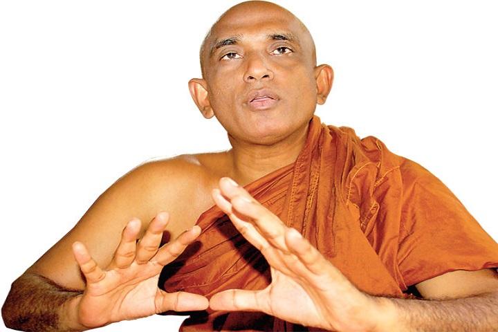 Image result for அதுரலியே ரதன தேரர் virakesari