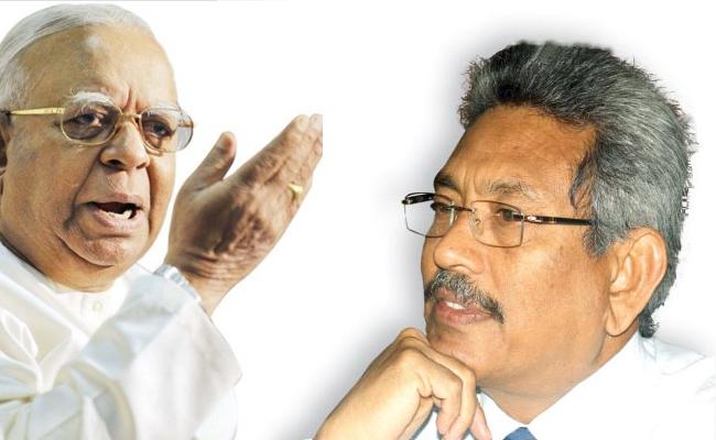 சம்பந்தன் மறுக்கின்றார் ; கோத்தபாய | Virakesari.lk
