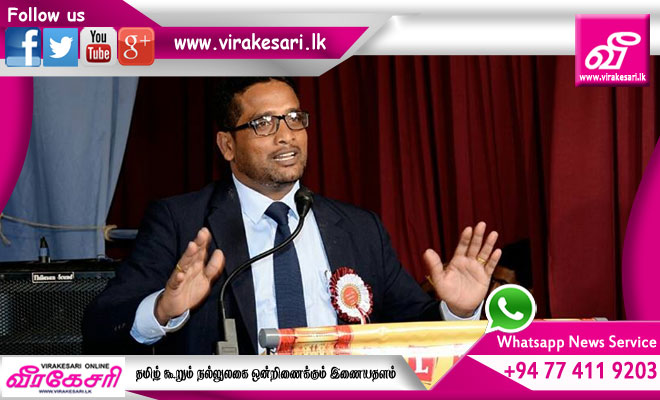 ITAK picks Emmanuel Arnold as Jaffna Mayor