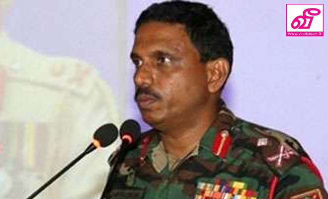 Arrest of Sri Lanka's ex-military intelligence chief leads to breakthrough