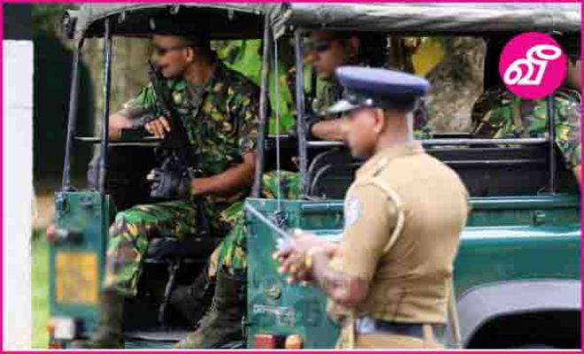 நேற்று முன்னெடுக்கப்பட்ட சிறப்பு நடவடிக்கையில் 3,108 பேர் கைது | Virakesari .lk